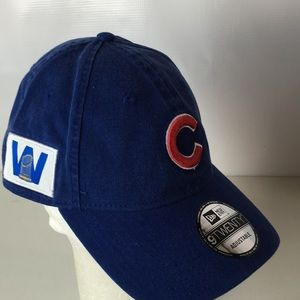 Chicago Cubs World Series Hat 9 Twenty MLB